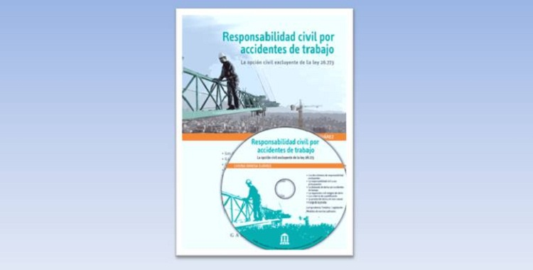 libro responsabilidad civil por accidentes de trabajo